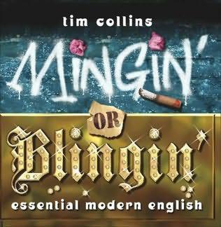 book cover of Mingin\' Or Blingin\'