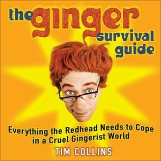 book cover of The Ginger Survival Guide