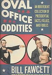 book cover of Oval Office Oddities