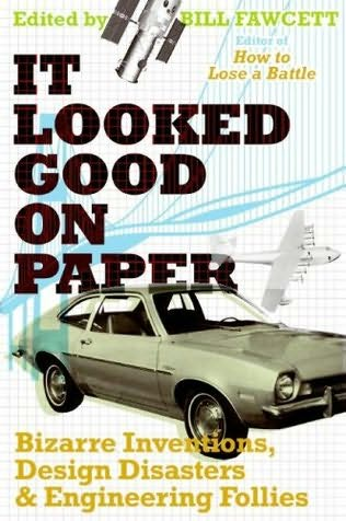 book cover of It Looked Good on Paper