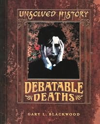 book cover of Debatable Deaths