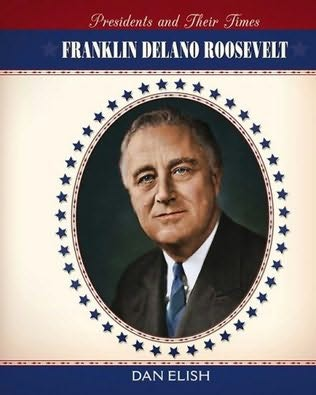 book cover of Franklin Delano Roosevelt