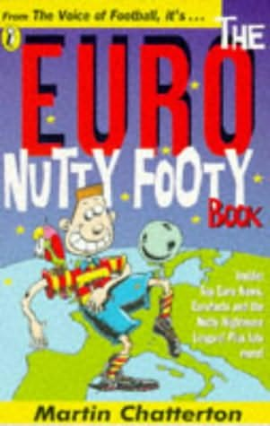 book cover of Euro Nutty Footy Book