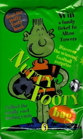 book cover of Nutty Footy Bag