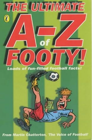 book cover of The Ultimate A-Z of Footy