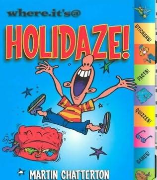 book cover of Holidaze!