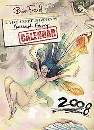 book cover of Lady Cottington\'s Pressed Fairy 2008 Calendar