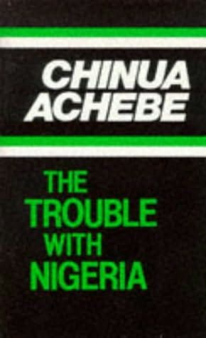 book cover of The Trouble with Nigeria