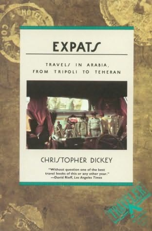book cover of Expats