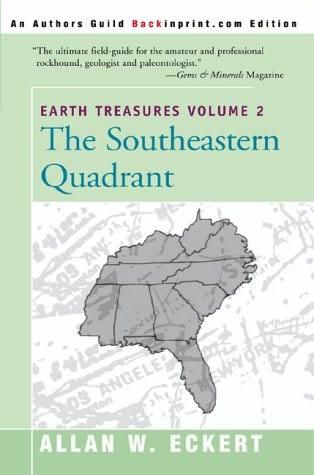 book cover of The Southeastern Quadrant