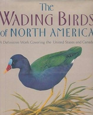 book cover of The Wading Birds of North America