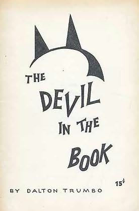 book cover of The Devil in the Book