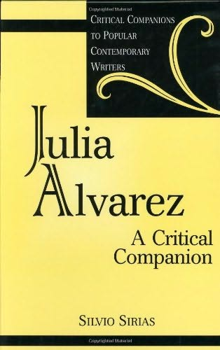 a literary analysis of how garcia girls lost their accents by julia alvarez Julia alvarez (born march 27, 1950) is a dominican-american poet, novelist, and essayist born in new york of dominican descent, she spent the first ten years of her childhood in the dominican republic, until her father's involvement in a political rebellion forced her family to flee the country.