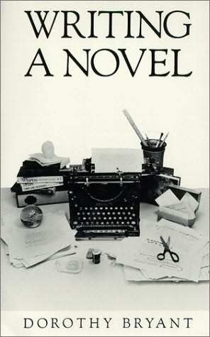 book cover of Writing A Novel