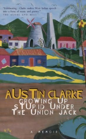 book cover of Growing Up Stupid Under the Union Jack