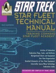book cover of Star Fleet Technical Manual