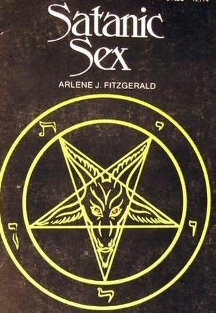 book cover of Satanic Sex