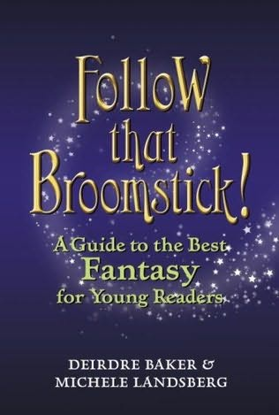 book cover of Follow That Broomstick!