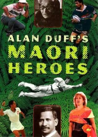 book cover of Alan Duff\'s Maori Heroes