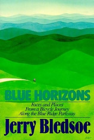 book cover of Blue Horizons