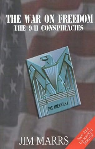 book cover of The War On Freedom