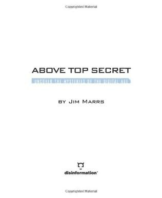book cover of Above Top Secret