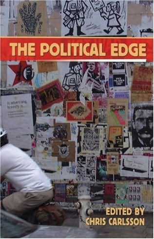 book cover of The Political Edge
