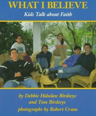 book cover of What I Believe