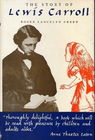 book cover of The Story of Lewis Carroll