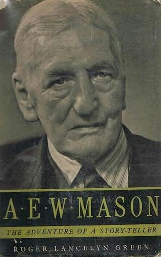 book cover of A. E. W. Mason