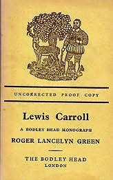 book cover of Lewis Carroll