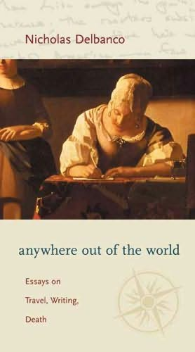 book cover of Anywhere Out of the World