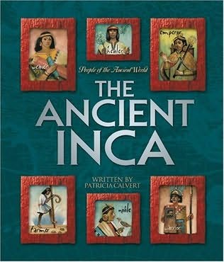 book cover of The Ancient Inca