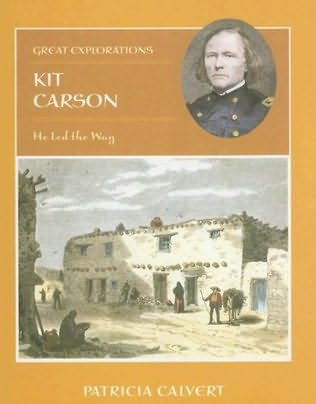 book cover of Kit Carson