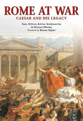 book cover of Rome At War