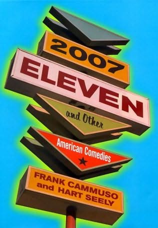 book cover of 2007-Eleven