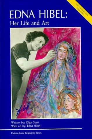 book cover of Edna Hibel