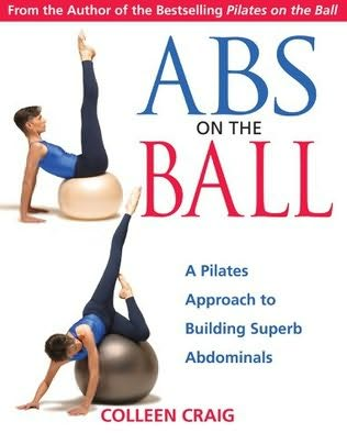 book cover of Abs On the Ball
