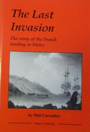book cover of The Last Invasion