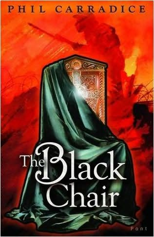 book cover of The Black Chair