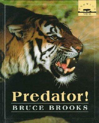 book cover of Predator!