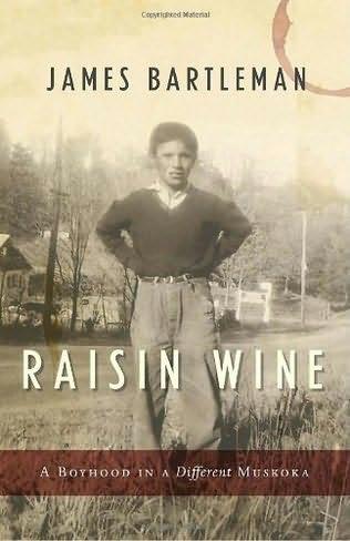 book cover of Raisin Wine