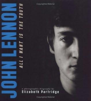 book cover of John Lennon