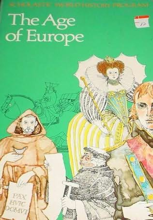 book cover of The Age of Europe