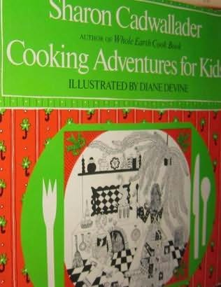 book cover of Cooking Adventures for Kids
