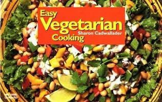 book cover of Easy Vegetarian Cooking