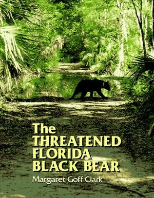 book cover of The Threatened Florida Black Bear