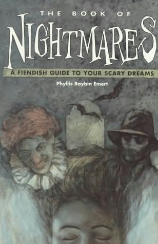 book cover of The Book of Nightmares