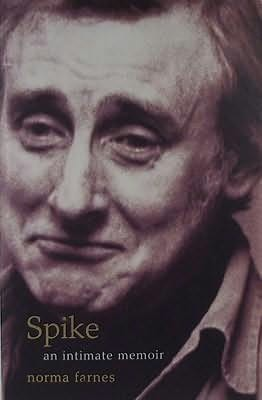 book cover of Spike An Intimate Memoir