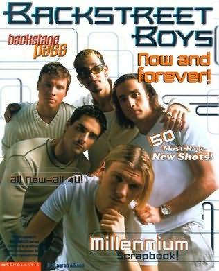 book cover of Backstreet Boys